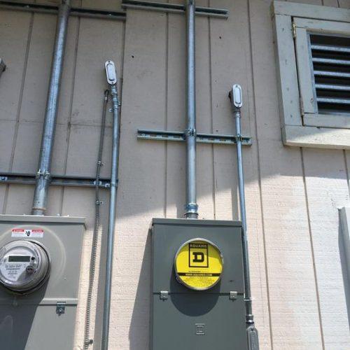 Install Main Panel 100 amps For ADU-Long Beach